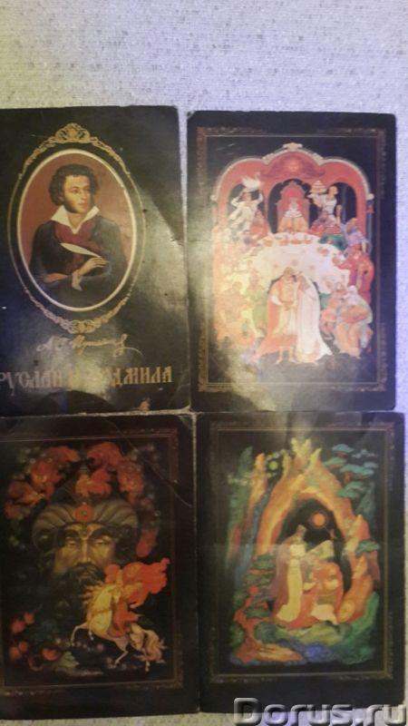 Коллекция открыток - Искусство и коллекционирование - Реализуем коллекцию открыток с изображение В..., фото 1