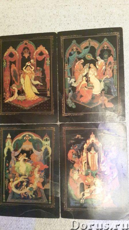 Коллекция открыток - Искусство и коллекционирование - Реализуем коллекцию открыток с изображение В..., фото 2
