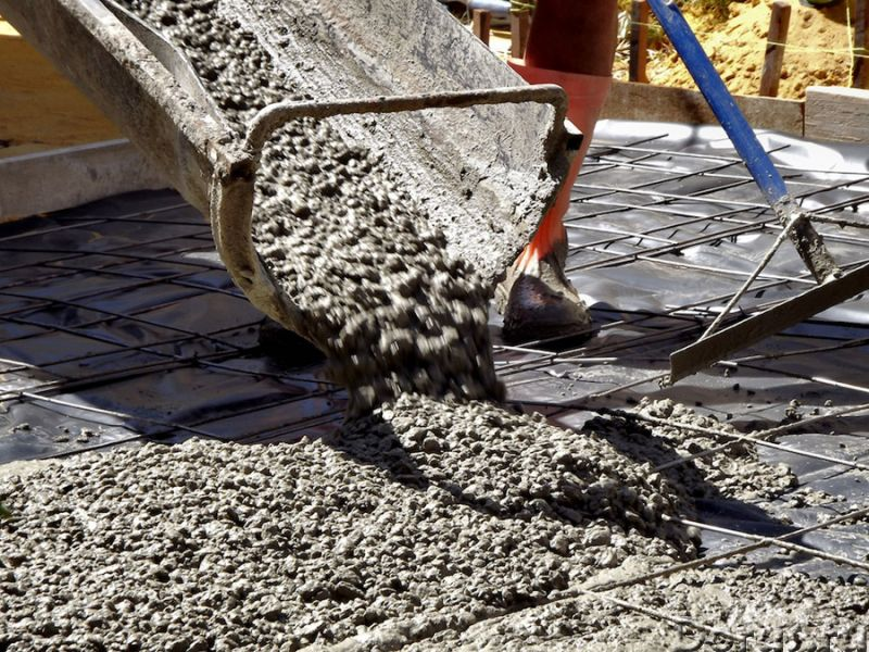 Бетонные работы любых сложности - Строительные услуги - Фундамент сваиный, лента и т.д монолитные ст..., фото 2